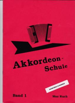 Akkordeon-Schule Band 1 (Knopfakkordeon)