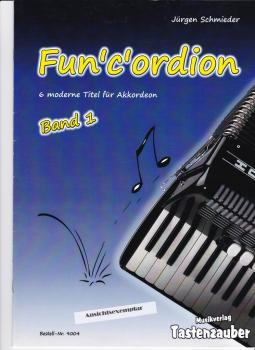 Fun`c`ordion Band 1